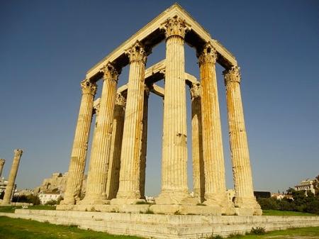 Kuil Olympia Zeus