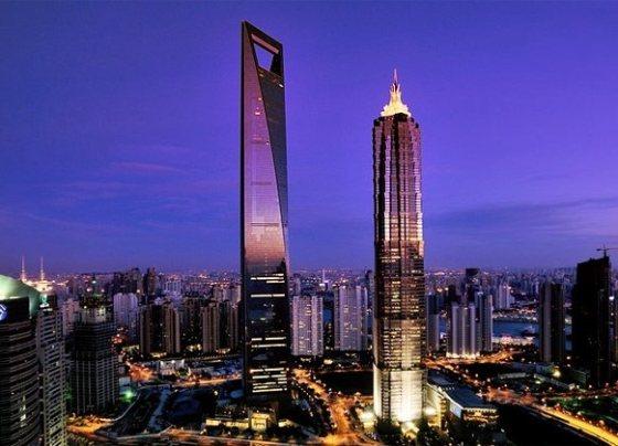 Shanghai World Financial Center Gedung Yang Tinggi Di Dunia