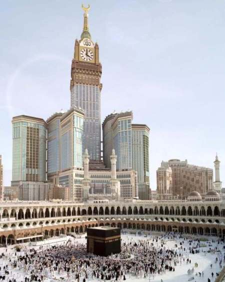 Abraj Al-Bait Towers, Gedung Yang Tinggi Di Dunia