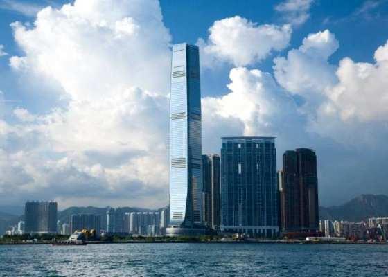 International Commerce Centre Gedung Yang Tinggi Di Dunia